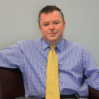 James Dinsdale, Managing Director, G4S Cash Solutions