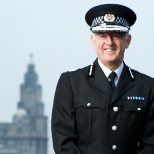 ACPO lead on crime, Chief Constable Jon Murphy