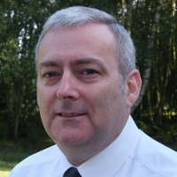 Trevor Elliott, Director of Manpower and Membership Services at the BSIA