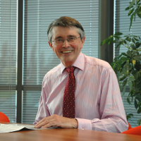 David Evans -  the BSIA's Project Director - 2012