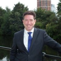 Olac Coombs - Sales Director for Consultancy and Technology Services