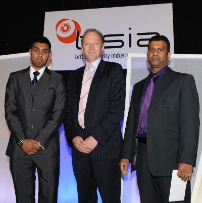 Naheem Rehman and Salim Miah Mitie TSM - Outstanding Act