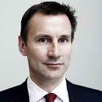 Jeremy Hunt - Secretary of State for Culture, Olympics, Media and Sport