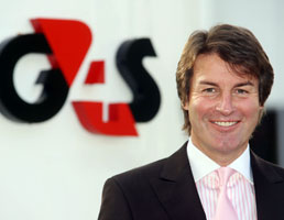 Nick Buckles, Chief Executive Officer of G4S