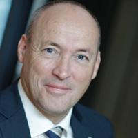 Maarten van Engeland - Country Manager for ISS in the Netherlands