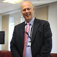 Chris Grayling - Secretary of State for Justice
