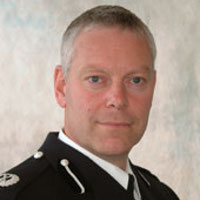 Deputy Chief Constable Paul Marshall