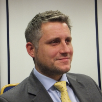 Andy Lampard - National Retail Accounts Manager for MITIE