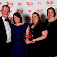 VSG Britain's Top Employer 2013
