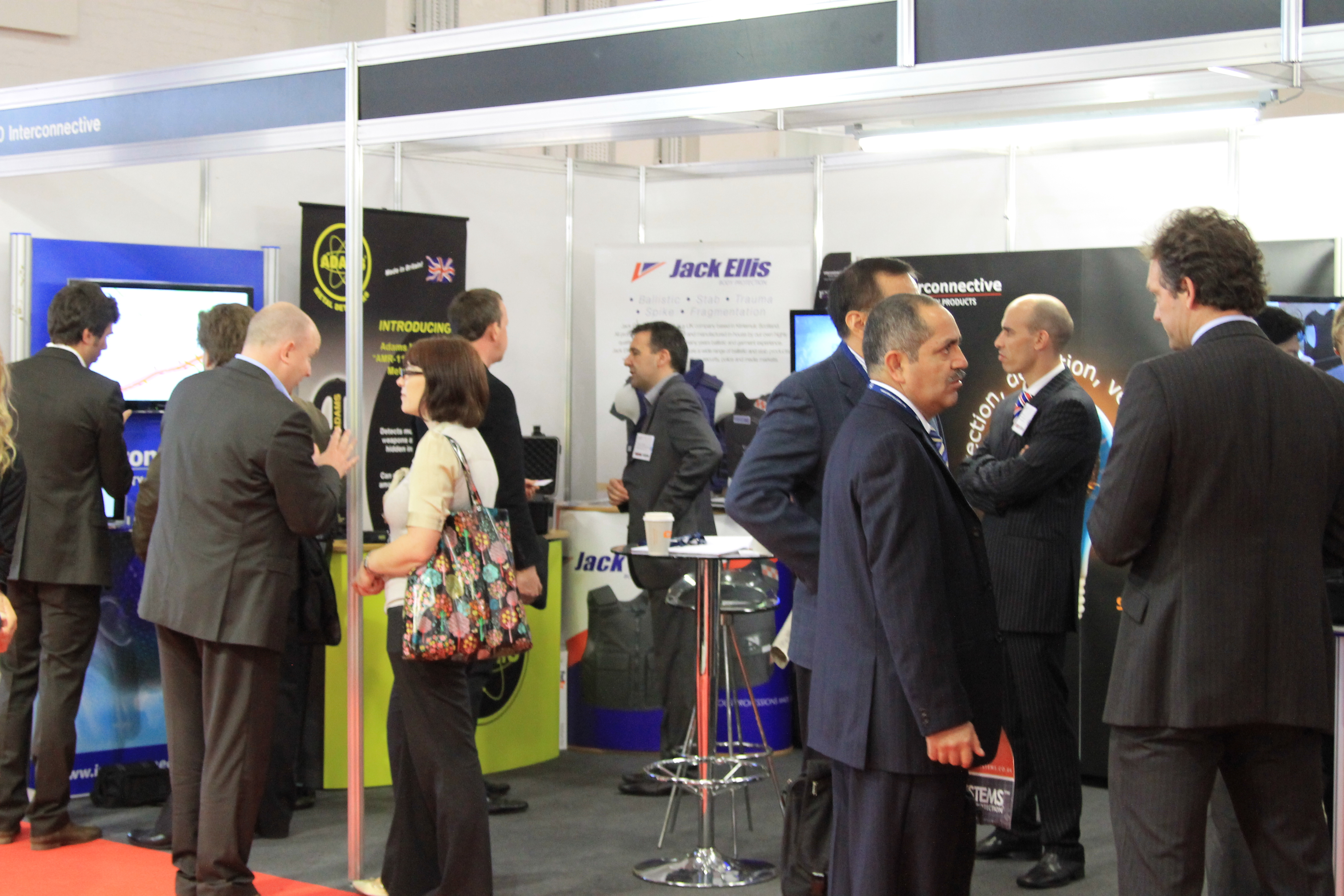 Counter Terror Show Exceeded Interconnective'S Expectations