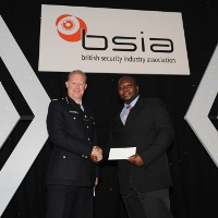 Ahmed Akinjobi - Incentive Lynx Security - Outstanding Act