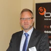 Simon Adcock, Chairman of the BSIA's CCTV Section