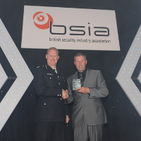 Stephen Fearn - G4S Cash Solutions - Special Award Winner
