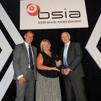 Julie Kenny BSIA Chairmans Award 2013