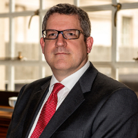 Andrew Parker, Director General of the Security Service
