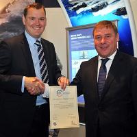 CEO ISS UK & Ireland Richard Sykes and Rt Hon. Mark Francois MP