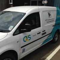 OCS CCTV Vehicle