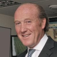 Stuart Lodge, CEO of Lodge Service