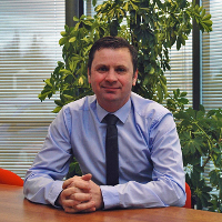 Daren Wood, Membership and Export Services Manager at the BSIA