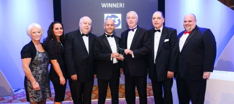 Prestigious industry training award for ISS and PwC