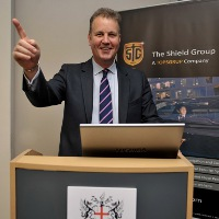 Stephen Hollings, Commercial Director for The Shield Group