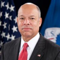 U.S Secretary of Homeland Security; Jeh Johnson