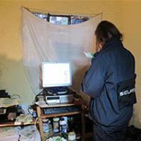 Europol Counterfeiters Investigation