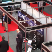 SSAIB at Counter Terror Expo, April 2013