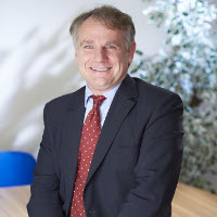 Simon Chapman - MD of retail security specialist, Lodge Service