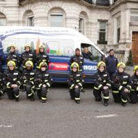 London Fire Brigade Cadets