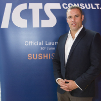 Scott Paterson - Head of Consultancy - ICTS Consult
