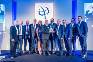 Ultimate Security Services Named as Outstanding Contract Security Company at UK OSPAs