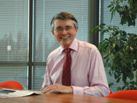 David Evans, Project Director – 2012 at the BSIA