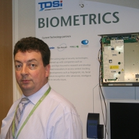 John Davies, Chairman of the BSIA's Export Council