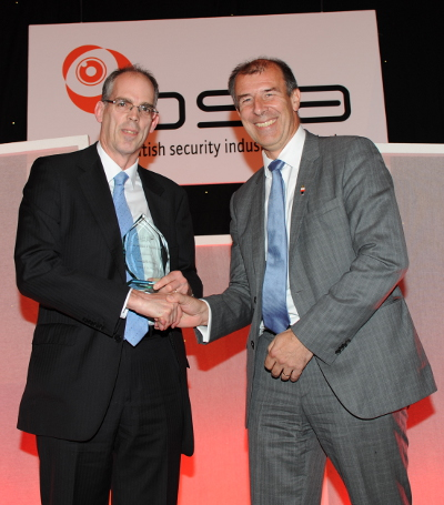 Chairman's Award for Contribution to Exporting - Simon Everest, UKTI