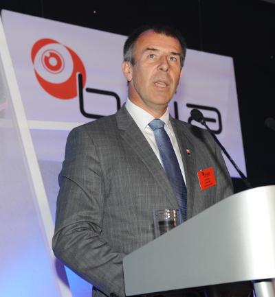 Geoff Zeidler - inaugural Chairmans Address