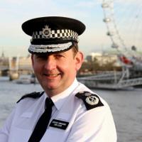 Chris Allison, National Olympic Security Coordinator