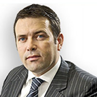 Greig Brown, Chief Executive for Europa