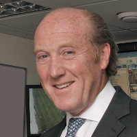Stuart Lodge, CEO of Lodge Service