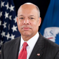 U.S Secretary of Homeland Security; Jeh Johnson