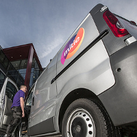 Mitie Vehicle