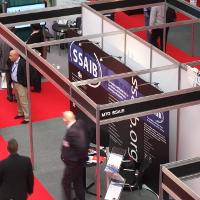 SSAIB at Counter Terror Expo, April 2013