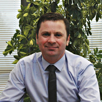 Daren Wood, Membership and Export Services Manager at the BSIA,