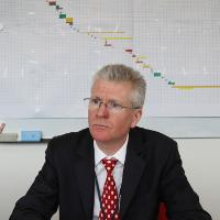 SIA CEO, Alan Clamp