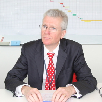 SIA CEO, Alan Clamp